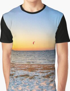 Big ships sailing on the ocean Graphic T-Shirt