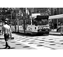 Bourke Street Mall Photographic Print