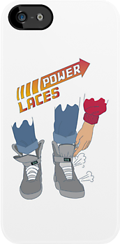 Power Laces Iphone! by loku