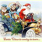 Santa Claus is coming to town... by The Creative Minds