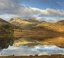 Blea Tarn ..December Reflections by VoluntaryRanger