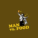 Man vs Food IPhone by loku