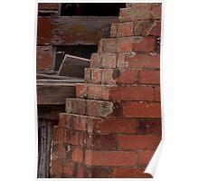 Bricks and Mortar Poster