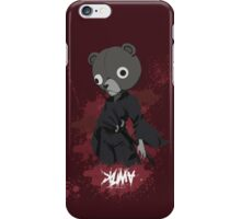 Kuma - Afro Samurai iPhone Case/Skin