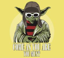Come As You Are You Must Kids Clothes