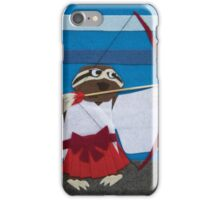 Gracie the Sloth - Shrine Maiden iPhone Case/Skin