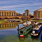 LONDON DOCKLAND by Dcoomber