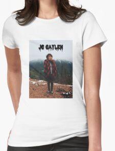 Jc Caylen Woods  Womens Fitted T-Shirt