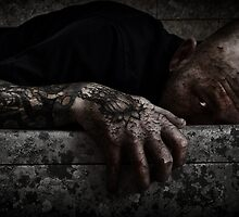 A LIFE OF DECAY by Rob  Toombs