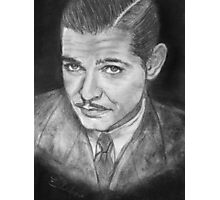 Clark Gable -  young Photographic Print