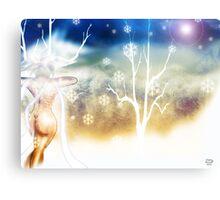 Winter Spirit version 2 Canvas Print