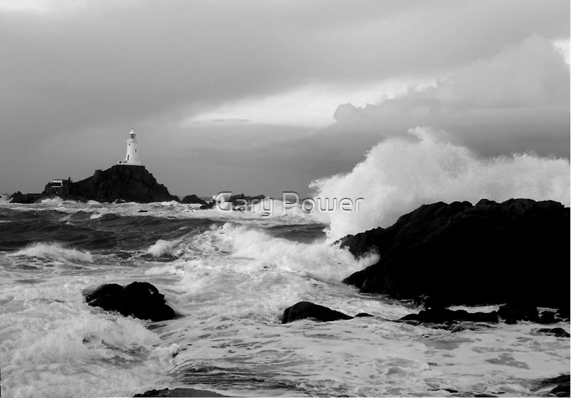 Wild Corbiere by Gary Power