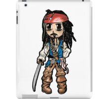 Captain Jack Sparrow iPad Case/Skin