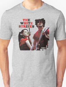 white stripes T-Shirt