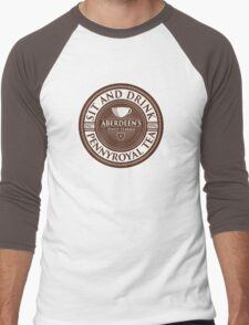 Pennyroyal Tea Men's Baseball ¾ T-Shirt