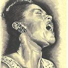 Billie Holiday by tonito21