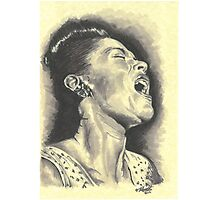 Billie Holiday Photographic Print