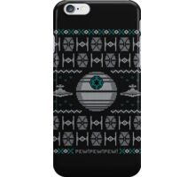 STAR WARS IMPERIAL SWEATER iPhone Case/Skin