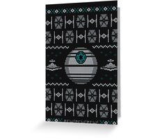 STAR WARS IMPERIAL SWEATER Greeting Card
