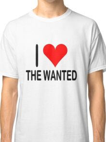The Wanted Classic T-Shirt