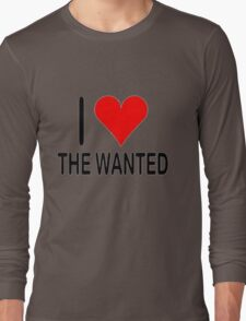 The Wanted Long Sleeve T-Shirt