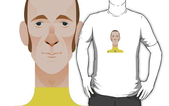 Bradley Wiggins sports personality by KMayhew94