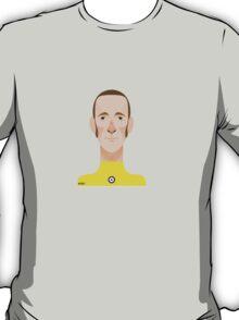 Bradley Wiggins sports personality T-Shirt