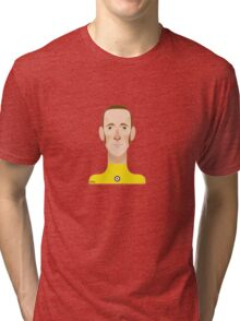 Bradley Wiggins sports personality Tri-blend T-Shirt