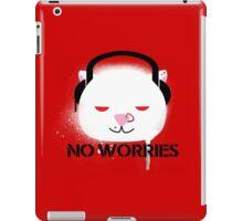 No Worries iPad Case/Skin