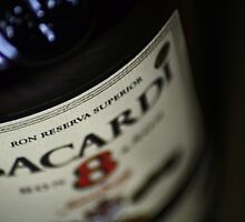 Bacardi Rum by James Iorfida