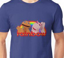 Rainbow's Zippy & George Unisex T-Shirt