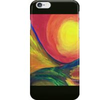 Scintillations iPhone Case/Skin
