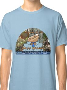 SMELLS NETWORK Classic T-Shirt