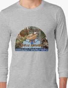 SMELLS NETWORK Long Sleeve T-Shirt