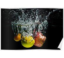 Trilogy of Vitamin Splashes Poster