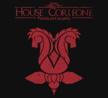 House Corleone - Family and Loyalty by Faniseto