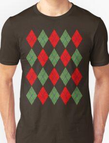 Christmas Argile Pattern T-Shirt