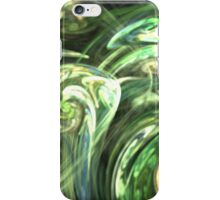 Forest Swirls iPhone Case/Skin
