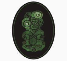 NZ Maori Tiki by kevin smith  skystudiohawaii