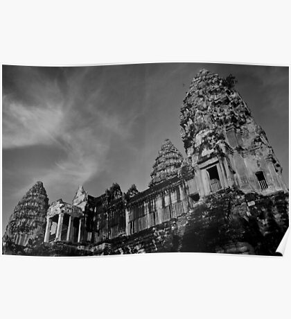 Angkor Wat Apocalypse Poster
