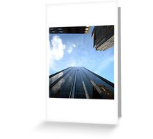 Midtown Perspective Greeting Card
