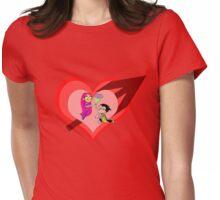 Robin+Starfire Womens Fitted T-Shirt