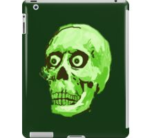 CREEP II (green) iPad Case/Skin