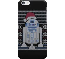 MERRY DROIDMAS- Ugly Christmas iPhone Case/Skin
