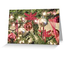 All I want for Christmas is You~ In Memory of My Mom Victoria Lynn Greeting Card