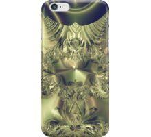 Metallic  Leaves iPhone Case/Skin