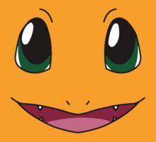 Charmander Full Face by P-ZERO