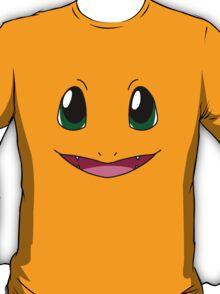 Charmander Full Face T-Shirt