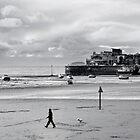 Weston-Super-Mare by John Burtoft