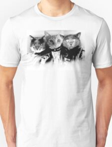 The Three Catfield Sisters Unisex T-Shirt